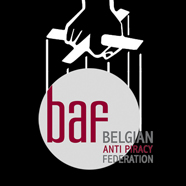 Logo Belgian Anti-piracy Federation